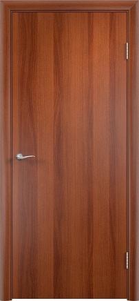 Ламинированная межкомнатная дверь 1г1 (Гладкая, глухая)