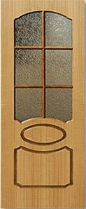 Межкомнатные двери Ладога