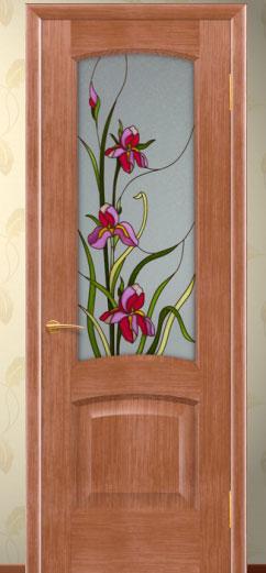 Межкомнатная дверь модельного ряда «Леон К»