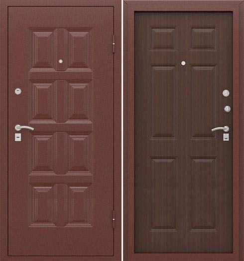 Стальные двери Оптим Про