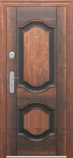 Входные стальные двери 550-2-66