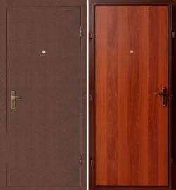 Стальные двери Эко